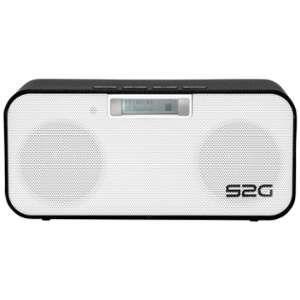 Sound2go Heavy Metal - Enceinte portable bluetooth FM