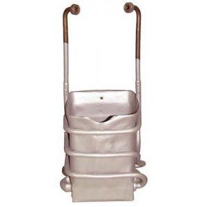 Diff Corps de chauffe pour Saunier Duval 05301400