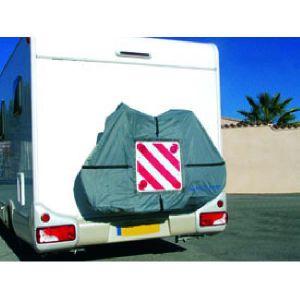 Midland Bâche de protection vélos pour camping-car 972044 pour 2-3 vélos