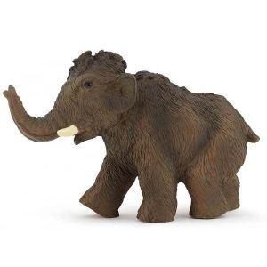Papo Figurine préhistoire : Jeune Mammouth