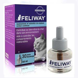 Ceva Recharge diffuseur Feliway 48 ml