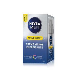 Nivea Men - Crème visage énergisante Active Energy