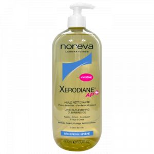 Noreva Xerodiane AP+ - Huile nutritive sous la douche