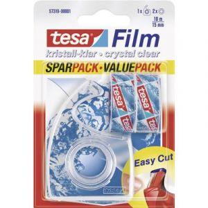 Tesa Ruban adhésifCrystal Clear (L x B) 10mx15mm 57319