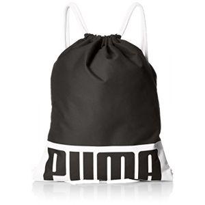 Puma Sacs à cordon Deck Gymsack Black - Taille One Size