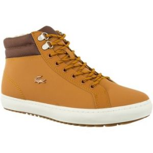 Lacoste Straightset Thermo 419 1 chaussures Hommes marron T. 46,0