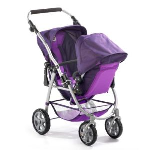 Bayer Chic Buggy Tandem Vario pour poupon