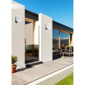 Image de Faro Rounder - Applique extérieure LED gris anthracite fonte d'aluminium
