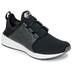 New Balance Fresh Foam Cruz Sport Pack Reflective, Chaussures de Running Homme - Noir (Black), 41.5 EU (7.5 UK)