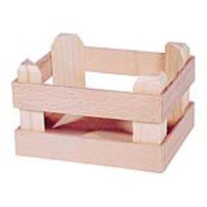 Pinolino Petite cagette en bois