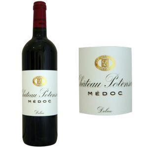 Château Potensac 2011 - Vin rouge de Bordeaux (AOC Médoc)