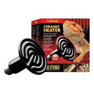 Exo terra Ampoule reptile ceramique heat wave (150 W)
