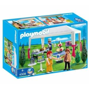 Playmobil 4308 - Invités et tente de réception