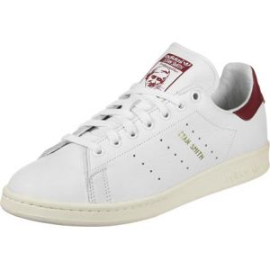 Adidas Stan Smith chaussures blanc rouge 45 1/3 EU