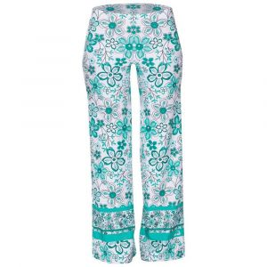 IQ-Company IQ 230, Vêtement Anti-UV Pantalon de Plage Femme, Caribéenne, FR : 2XL (Taille Fabricant : XXL (46))