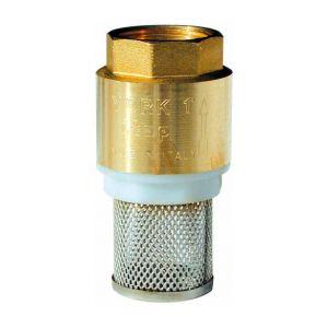 Virfollet Crépine laiton filtre inox femelle 33-42