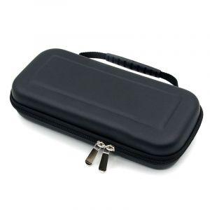 Ecamels Étui Noir Eva Housse Coque Pochette Rangement Cover Pour Nintendo Switch Ns Nx Console Nf 27 * 13 * 5.5 Cm