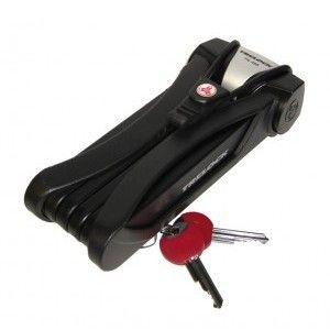 Trelock FS 455 cadenas pliant Cops Compact noir 2012 Accessoires vélos Antivol Antivol chaîne