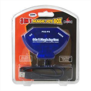 2-Tech Câbles 3x USB convertisseur pour PS2, Xbox,GameCube et PC