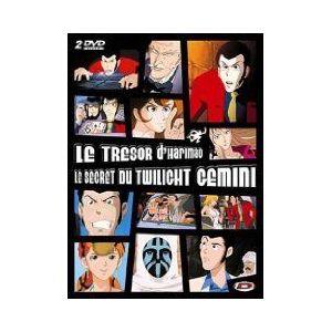Coffret Edgar de la Cambriole - Le Trésor d'Harimao + Le Secret de Twiligh