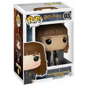 Funko Figurine Pop! Harry Potter : Hermione Granger