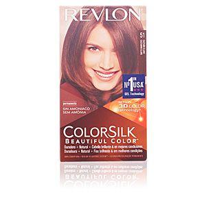 Revlon Colorsilk 51 châtain clair - Coloration permanente sans amoniaque