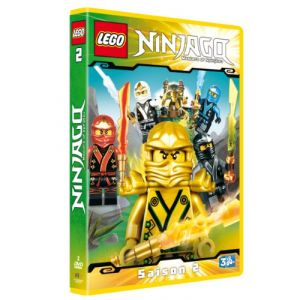 Lego Ninjago Volume 2