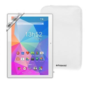 Polaroid Pure 10.1'' 16 Go - Tablette tactile sous Android 6.0