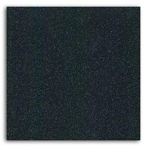 Toga Tissu GLITTER thermocollant pailleté A4 Noir