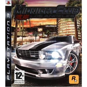 Midnight Club : Los Angeles [PS3]