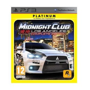 Midnight Club : Los Angeles [PS3]