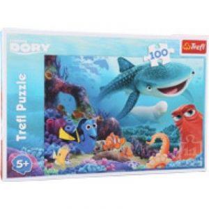 Legler Le monde Dory - Puzzle 100 pièces