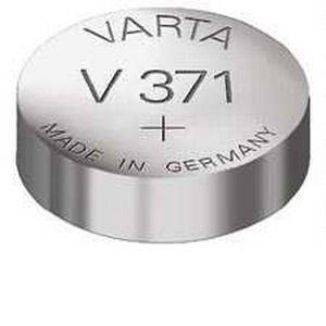 Varta Pile bouton V371 oxyde d'argent
