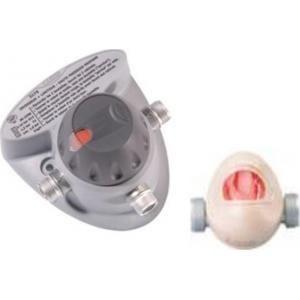 Clesse 2175C00 - Inverseur automatique 2175C pour bouteille propane 1.5 bar avec indicateur + magiscope limiteur de pression