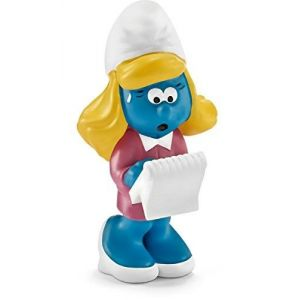 Schleich 20770 - Figurine Schtroumpfette manager