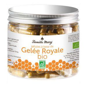 Famille Mary Gelée royale bio 50 gélules
