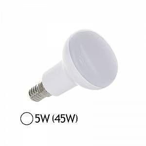 Vision-El Ampoule Led 5W (45W) E14 Spot dépoli R50 Blanc jour 6000°K
