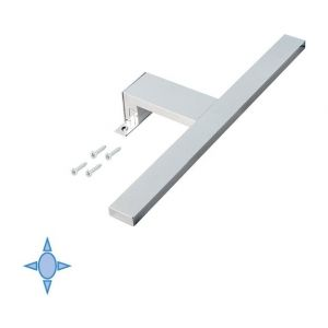 Emuca Applique LED Aquarius A 300 mm lumière blanc froid - 5145311