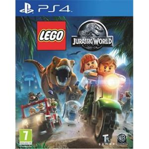 Lego Jurassic World [PS4]