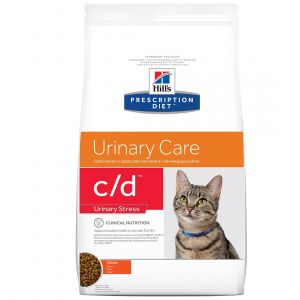 Hill's Prescription c/d Urinary Stress Diet Feline - Sac 4 kg