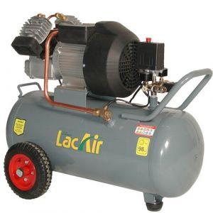 Lacme Compresseur 20 m³/h cuve 50 l - maxair 20/50 - 460600