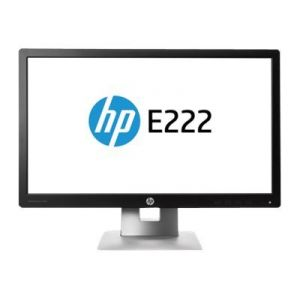 "HP EliteDisplay E222 - Ecran LED 21.5"""