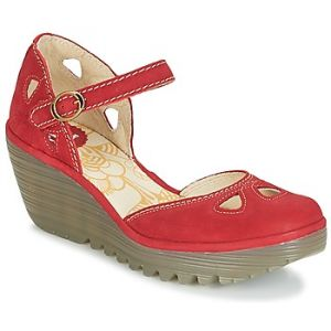 Fly London Chaussures escarpins YUNA rouge - Taille 36