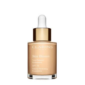 Clarins Skin Illusion Natural Hydrating Foundation (30 ml) 101 Linen