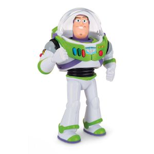 Lansay Figurine parlante Toy Story Buzz l'Eclair 30 cm