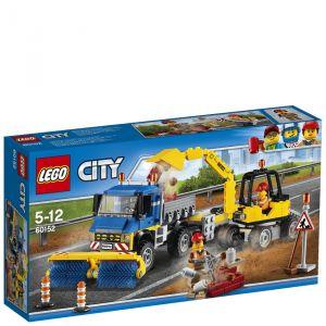 Lego 60152 - City : Le déblayage du chantier