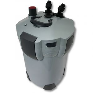 Sunsun HW-402B Aquarium bio filtre extérieur 1000l/h avec 9W CUV 3-Phases Matériaux et Pompe