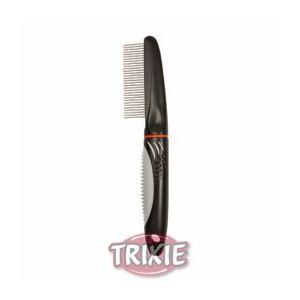 Trixie Peigne à dents medium pour chien et chat