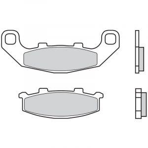 Brembo Plaquettes de frein métal fritté 07KA11SP