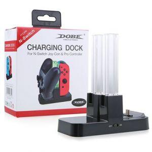 Station De Recharge Avec Led Console Chargeur Docking Pour Nintendo Switch